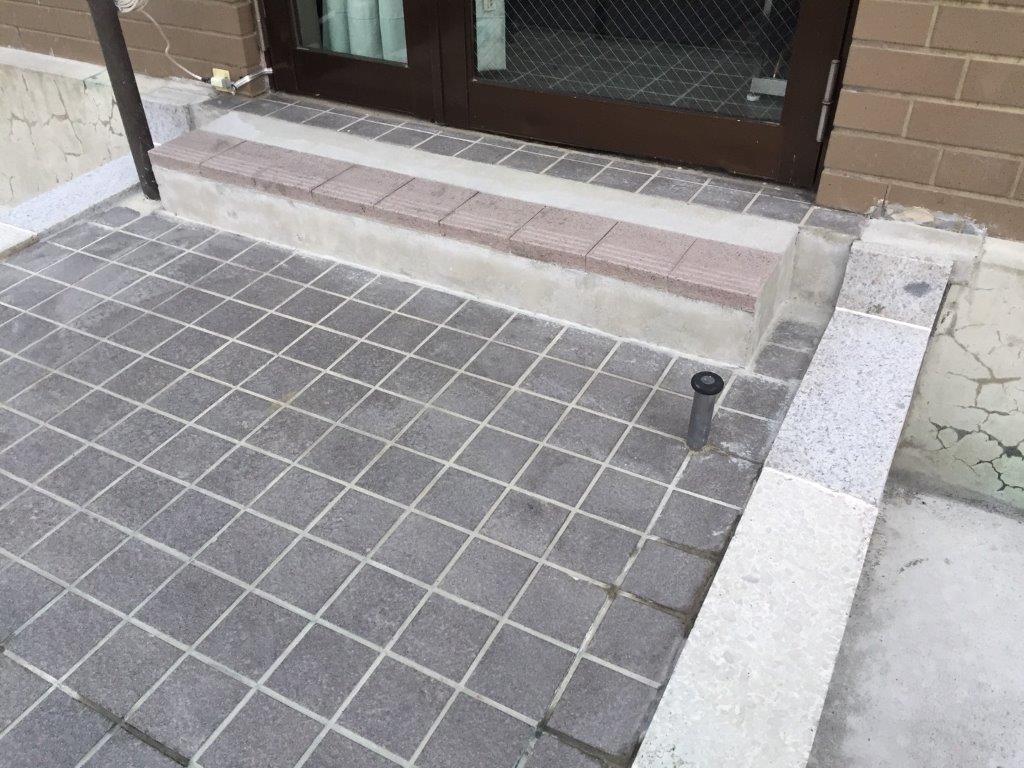 Kクリニック外構工事