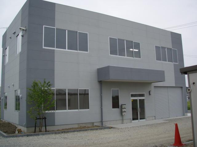 Kビル新築工事